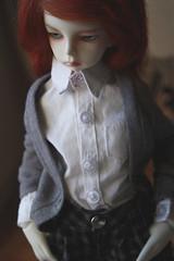 Suit (FatRoundKitty) Tags: doll bjd renata gertrude msd balljointed gerti dollzone