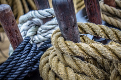 Rope (m01229) Tags: rope baltimore historicships