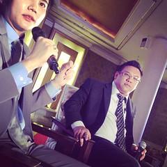 สดจากบนเวที คุณเอก จากวุฒิศักดิ์คลีนิค คุณช้าง จากบริษัทยา koolcapp #AEC #Channel3
