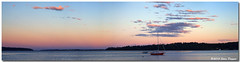 IMG_1933 (Steve Daggar) Tags: sunset panorama bay yacht sthelens waterscape panno