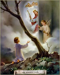 The Lord's Prayer (therusticvictorian) Tags: prayer thelordsprayer christianimage vintagechristianephemera
