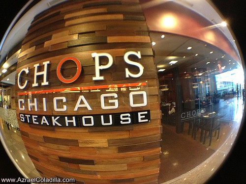 CHOPS Chicago Steakhouse in Makati City