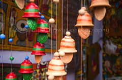 Clay handcrafts (Tapas Biswas) Tags: india abstract color colour art festival handicraft outdoors artwork hands nikon day image artistic market antique candid crafts creative culture craft fair claypot clay bengal handcraft artisticphotography westbengal d90 indianfestival indianculture abstractphotography creativephotography nikond90 indianfair nikod90 nikond9o