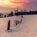 Cassel sous la neige
