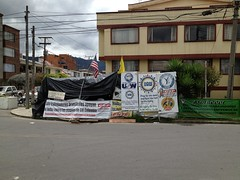 (Patrick Hurley) Tags: la colombia patrick security mining laloma coal francia photostream hurley goldmansachs hatillo fenoco