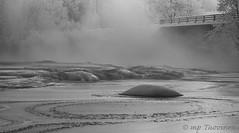 Bridge (Mikatus) Tags: suomi finland landscape vantaanjoki canon1740l minus29degreescelsius heliopannd18