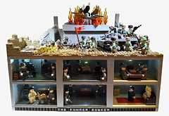 The Fhrerbunker (Project Azazel) Tags: germany google lego hitler pa bunker german soviet ba cb russian googleimages fuhrer brickarms fuhrerbunker legomilitary thesecondworldwar legotractor legoww2 legobunker citizenbrick legoww2model legowwll legomiltarymodel legomilitarymodel
