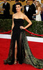 19th Annual Screen Actors Guild (SAG) Awards held at the Shrine Auditorium - Arrivals Featuring: Morena Baccarin