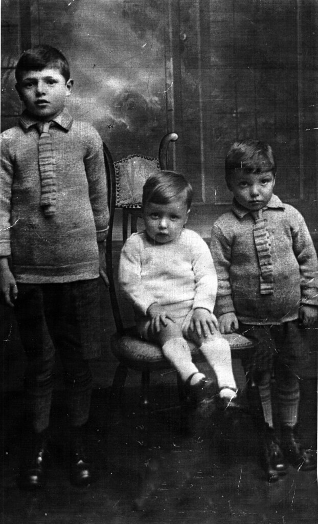 The Bennet Family 1925