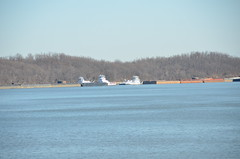 Towboating 2-1-13 (Porch Dog) Tags: winter water nikon tennesseeriver kentuckylake 2013 garywhittington