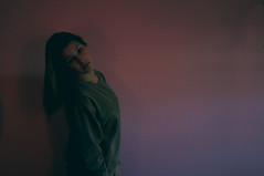 (Send me adrift.) Tags: portrait selfportrait girl self project dark hair day 365 emotions selfie 365days 33365