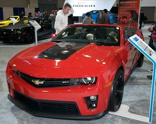 2013 Washington Auto Show - Upper Concourse - Chevy 4 by Judson Weinsheimer