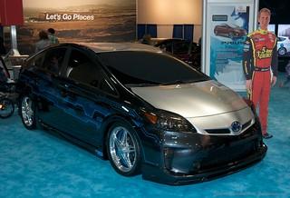 2013 Washington Auto Show - Upper Concourse - Toyota 1 by Judson Weinsheimer