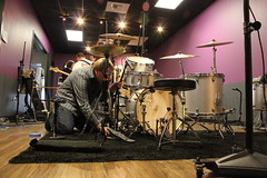 Pinnacle College - Live Recording School - Session - Phallucy, Tim Brown | Drum Set, Pedal (Pinnacle_College) Tags: school education recording deftones engineers protools certification abecunningham timbrown learnmusic phallucy mixingandmastering pinnaclecollege musicproductionphotos learnproduction