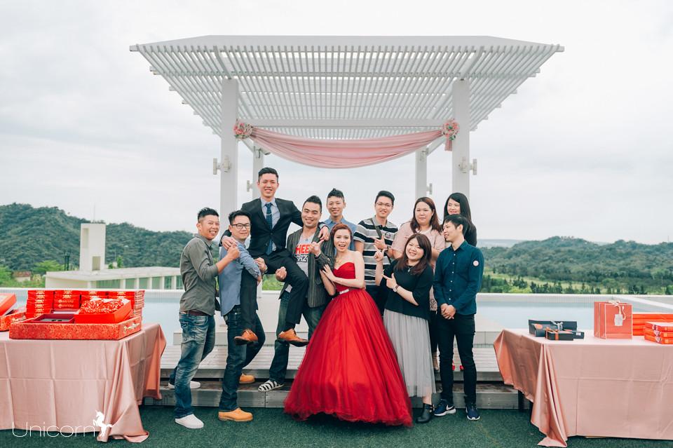 《婚攝》曜旗 & 明婕 / 心之芳庭