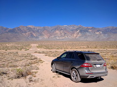 Baptized By Volcanic Tablelands (tourtrophy) Tags: mercedes mercedesml350 sportutilityvehicle offroad suv 4matic allwheeldrive