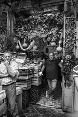Napoli (Martok) Tags: napoli neaples granita januarius gennaro love michele pizzeria san saint pizza caff coffee espresso vespa leica monochrom