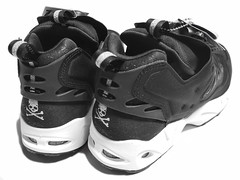"Reebok INSTA PUMP FURY ROAD ""mastermind JAPAN"" (INZM.) Tags: reebok instapump furyroad mastermindjapan insta pump fury road mastermind japan     limited sneaker shoes instapumpfuryroad"
