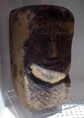 Celtic Head. Ribchester Museum. (ajhammu0) Tags: celtic head ribchester roman museum lancashire brigantes shadow britain