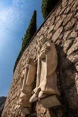 Mirando al pasado. (DinoPozo) Tags: montserrat monasterio spain lovesspain catalunya barcelona citypics picoftheday photooftheday