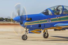 A-29 Super tucano da Esquadrilha da Fumaa (Enilton Kirchhof) Tags: babr baseareadebraslia brasliadf canon5dmarkiii aviao aeronave aircraft airplane a29 supertucano esquadrilhadafumaa fumaaj eda fab forcaaereabrasileira brazilianairforce fotoeniltonkirchhof