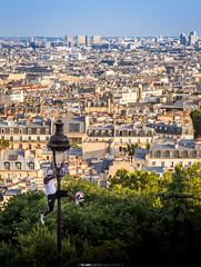 [ Iya Traor | Paris ] ([ YOANNOLIVIER | Photographie ]) Tags: iya traore montmartre paris jongleur jongles foot football freestyle