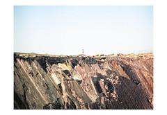 (harald wawrzyniak) Tags: analogue analog scan kodak portra ireland ire coumeenoole cliffs harald wawrzyniak 2016 120mm medium format mamiya 645af maria lichtenegger
