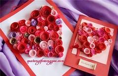 Lm thip chc mng sinh nht handmade c l (quatangthuongyeu) Tags: lm qu handmade gift