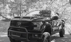 Up Close With The Ford F-150 Black-Ops Edition by Tuscany (wupplescars) Tags: blackops close edition f150 ford tuscany