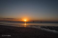 Sunset on Fraser Island D75_1808.jpg (Mobile Lynn) Tags: beach landscape coast ocean sunset fraserisland queensland australia au