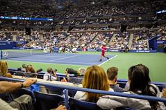 US-Open-2016-53 (fabergtourexperience) Tags: usopen tennis new york usa arthur ashe stadium stanislaswawrinka stan wawrinka novakdjokovic djokovic experience sporting events sunset sunny day