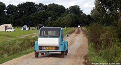 Citron 2CV 1986 (XBXG) Tags: px60yl citron 2cv 1986 citron2cv 2cv6 2pk eend geit deuche deudeuche icccr 2016 landgoed middachten de steeg desteeg rheden gelderland nederland holland netherlands paysbas vintage old classic french car auto automobile voiture ancienne franaise france frankrijk vehicle outdoor