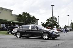 (Distinguished Visuals) Tags: mercedes s600 maybach meet car distinguishedvisuals