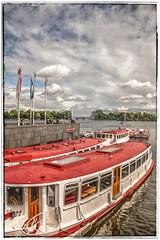 Hamburg (gerdpio) Tags: hafencity alster elbe germany hafenrundfahrt stpauli fhrschiffe hummelhummel hansestadt elbphilharmonie moinmoin hamburg containerschiffe michel deutschland mven hafen