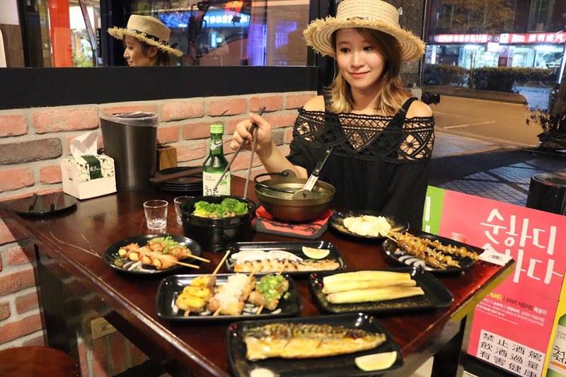 吸油祭 台北捷運萬隆站美食推薦 文山區創意日式串燒料理