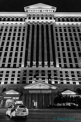 DSC01176 (banglaroad) Tags: lasvegas nevada usa america sony a6000 holiday roadtrip bw blackandwhite nightlife casino caesars