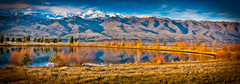 Lake Dustan Cromwell New Zealand (lespullen1) Tags: central dunstan lake newzealand otago panorama
