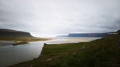 Road 612, Westfjords, Iceland (monsieur I) Tags: beach fjord horizon iceland icelandic landscape monsieuri mountain road612 roadtrip sunset water westfjords