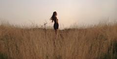 235/366: between two lands (Andrea  Alonso) Tags: me selfportrait autorretrato 366 365 nature portrait soledad isolation uncertain unknown incierto desconocido