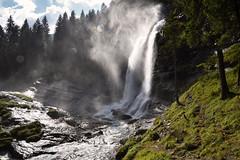 La douche du Rouget (Excalibur67) Tags: nikon d750 sigma 24105f4dgoshsma cascade waterfalls paysage landscape alpes mountain montagne eauxvives