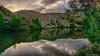 Reflejos del Duero (The ShortShifter) Tags: hdr duero rio river fleuve reflejo reflection españa espagne espanha spain spanelsko castilla castillayleon camposdecastilla naturaleza nature
