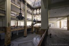 Abandoned Grand Budapest Hotel (kgreipel [www.kgreipel.de]) Tags: hotel grandhotel verlassen abandoned desolate decay old forgotten lostplace urban urbex urbanexploration urbanexploring klausgreipel hotelgrandbudapest kgreipel