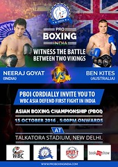 Biggest Boxing Event In The History Of India (Pro Boxing India) Tags: proboxingindia indianboxers boxingcompetition boxingeventsindia