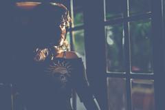 TN-09846 (Tejes Nayak) Tags: croptop garment hotpant lighting madonna naturallight people rimlight hairlight sunrays window