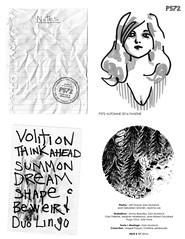 P572 Fanzine Automne 2016 Montage (P572) Tags: fanzine jimmy beaulieu p572 fou fun