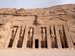 Abu Simbel (brittnoy09) Tags: nubia egypt ancientegypt