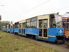 Konstal 105Na, #142L, Tramwaje lskie (transport131) Tags: tram tramwaj t bdzin kzk gop konstal 105na