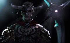 Skull Warrior (Tyler Oysternatz) Tags: thefantasycollective ama noblecreations aii dappa astralia gabriel drot swagbag sl