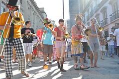 Palhaceata (renataml) Tags: street party brazil art brasil riodejaneiro nikon fiesta 15 celebration praa rua msica palhao sopro artederua strret instrumento metais paoimperial alerj palhaceata anjosdopicadeiro orquestravoadora nikond5000