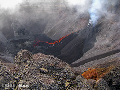 Piton de la fournaise_20081228_2373 (Colours of Reunion) Tags: volcano indianocean volcan pitondelafournaise lavaflow reunionisland volcaniceruption couledelave